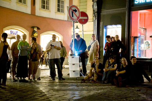 Prag: GoPublic Seminar